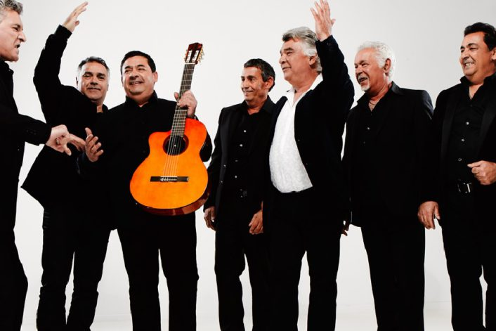 Gipsy Kings booking agent BnMusic