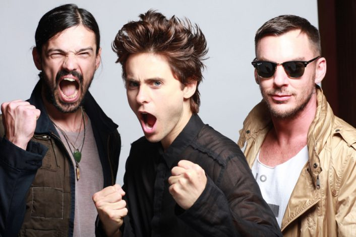 30 Seconds to Mars booking agent BnMusic