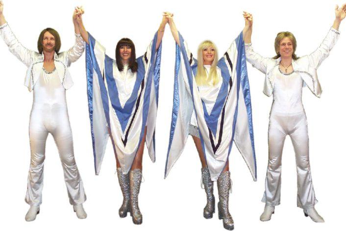 ABBA booking agent BnMusic
