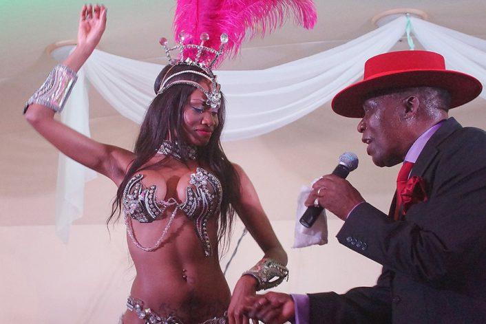 Afric Simone booking agent BnMusic