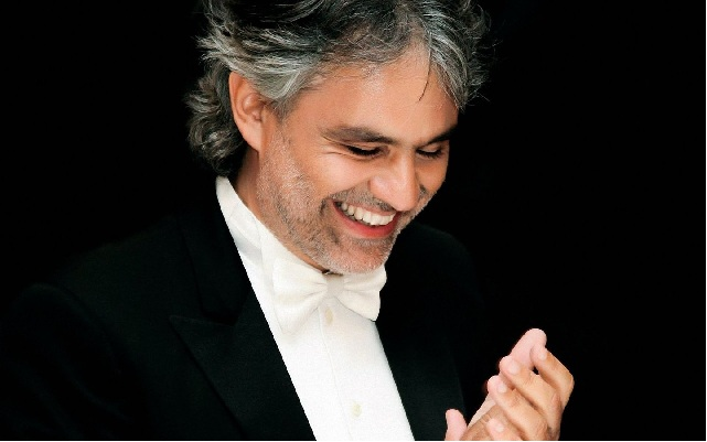 Andrea Bocelli booking agent BnMusic