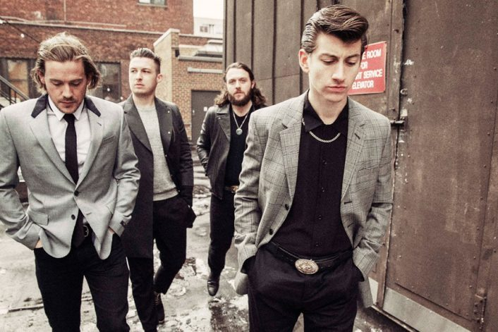 Arctic Monkeys booking agent BnMusic