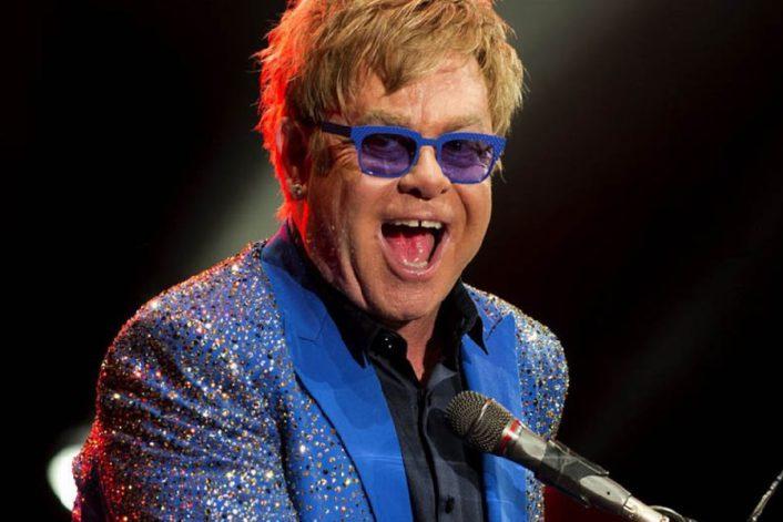 Elton John booking agent BnMusic