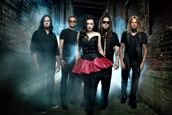Evanescence booking agent BnMusic