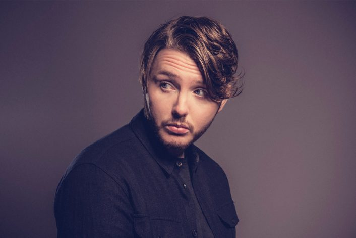 James Arthur booking agent BnMusic