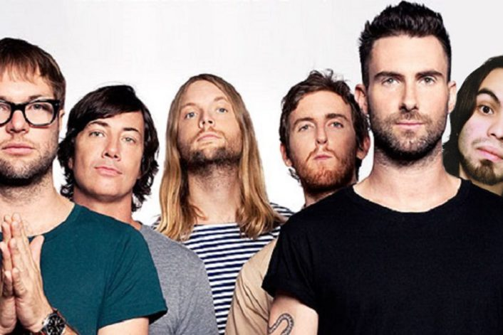 Maroon 5 booking agent BnMusic