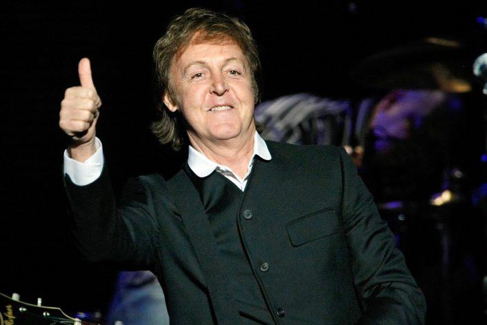 Paul McCartney booking agent BnMusic