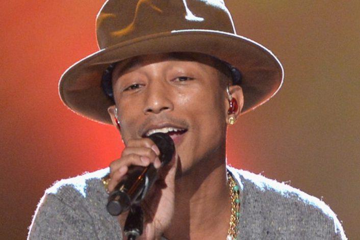 Pharrell Williams booking agent BnMusic