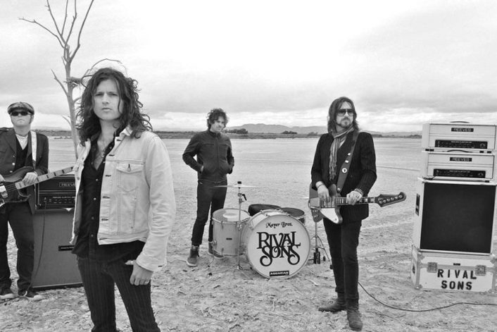 Rival Sons booking agent BnMusic