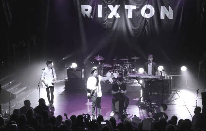 Rixton booking agent BnMusic