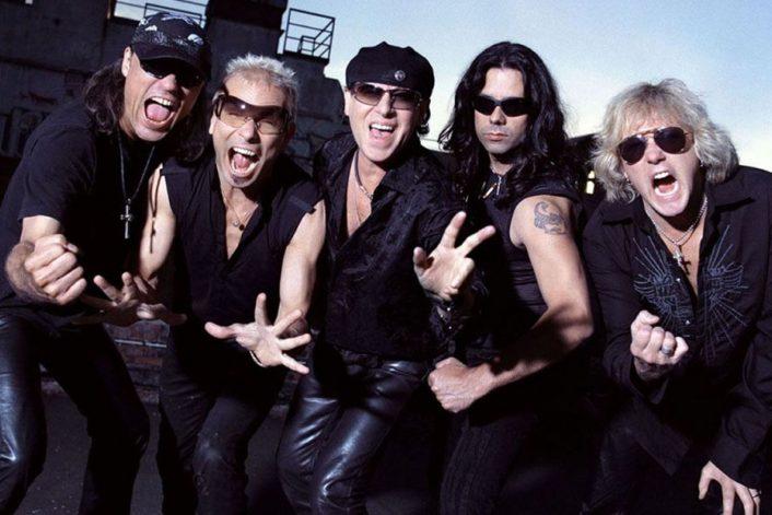 Scorpions booking agent BnMusic