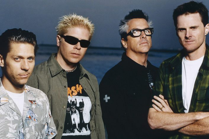 The Offspring booking agent BnMusic