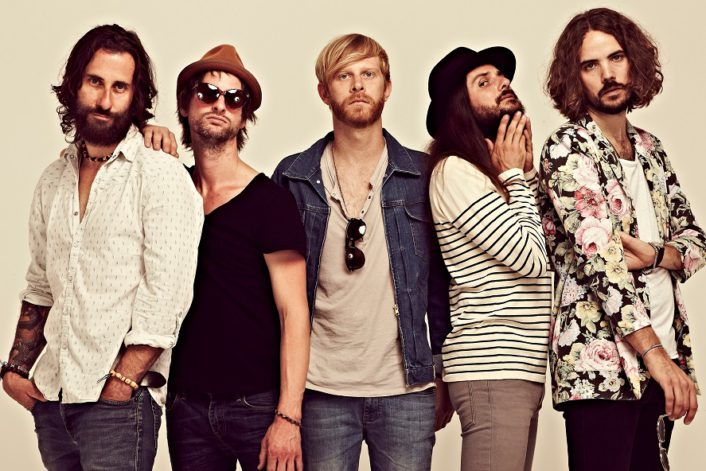 The Temperance Movement booking agent BnMusic