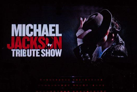 Michael Jackson Tribute show booking agent BnMusic