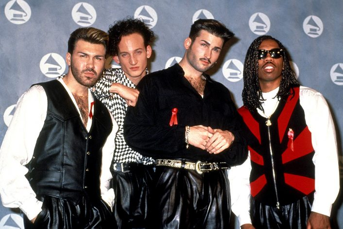 Color Me Badd booking agent BnMusic
