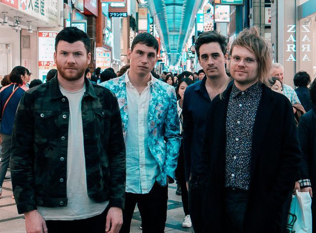 Enter Shikari booking agent BnMusic