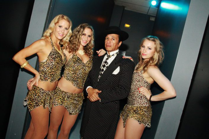 Kid Creole and the Coconuts booking agent BnMusic