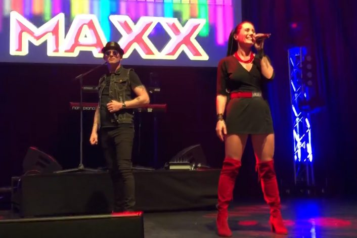 MAXX booking agent BnMusic
