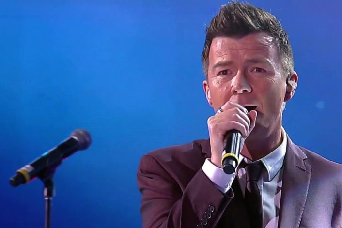 Rick Astley booking agent BnMusic