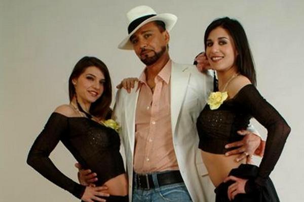 Santa Esmeralda booking agent BnMusic