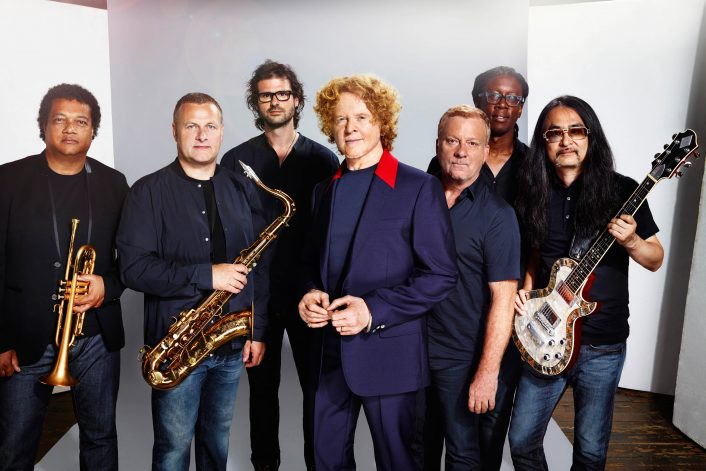 Simply Red booking agent BnMusic