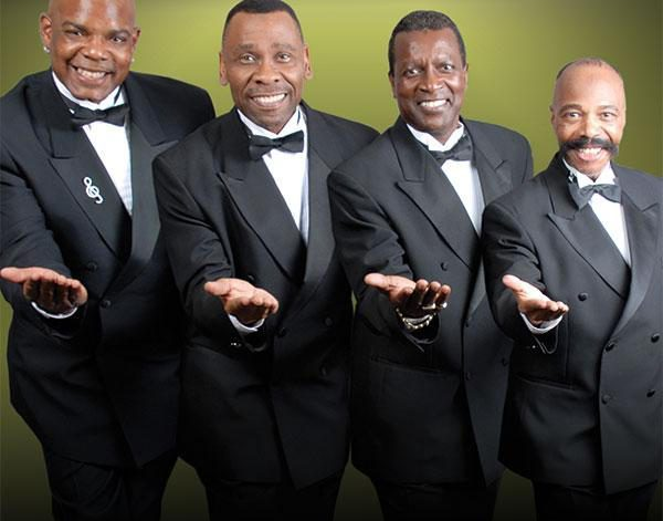 The Drifters booking agent BnMusic