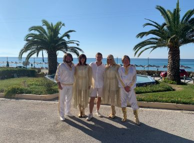 ABBA Mania | Greece | Private show