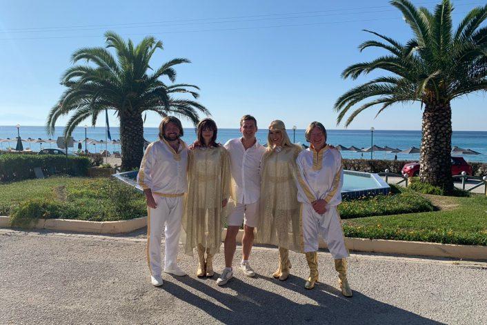 ABBA Mania | Greece | Private show