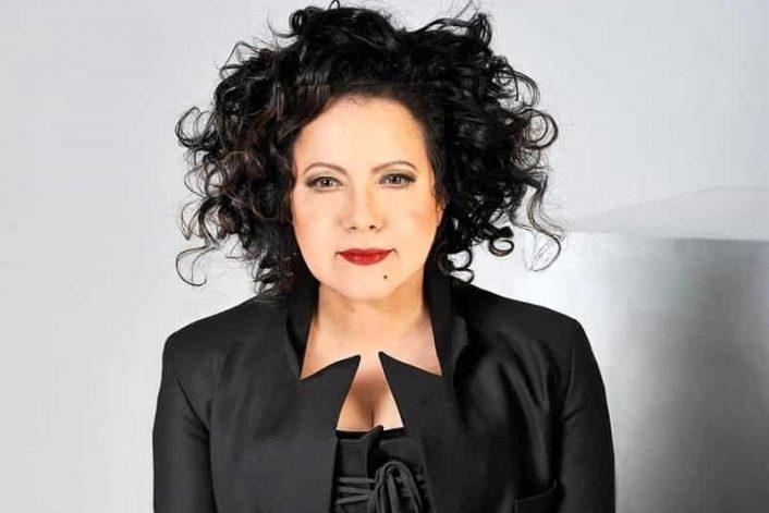 Antonella Ruggiero official website of booking agent