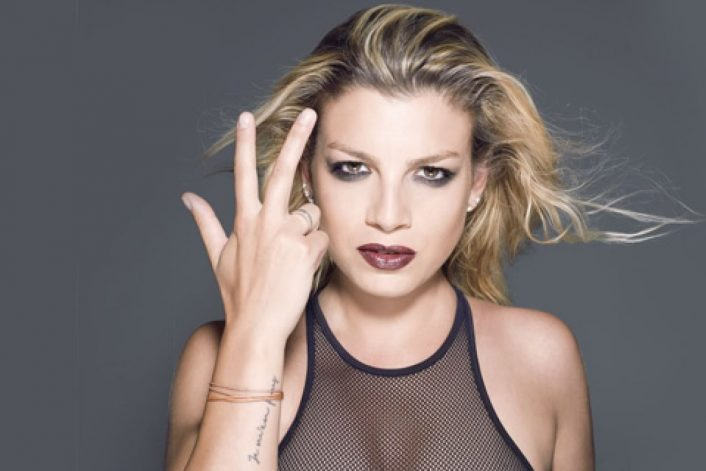 Emma Marrone official website of booking agent