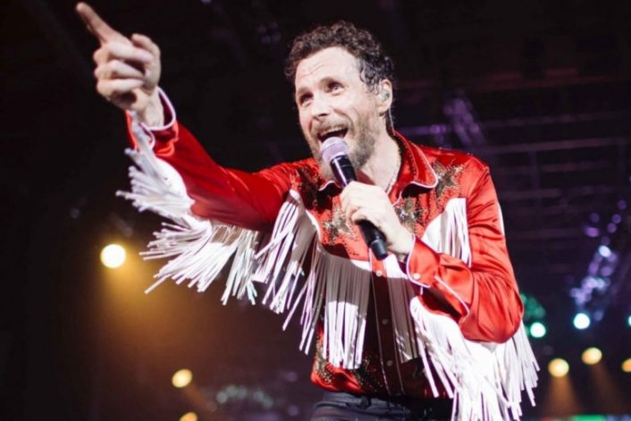 Jovanotti official website of booking agent