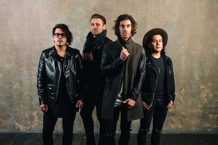 American Authors official website of booking agent