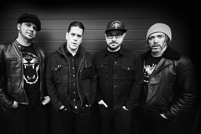 Billy Talent official website of booking agent