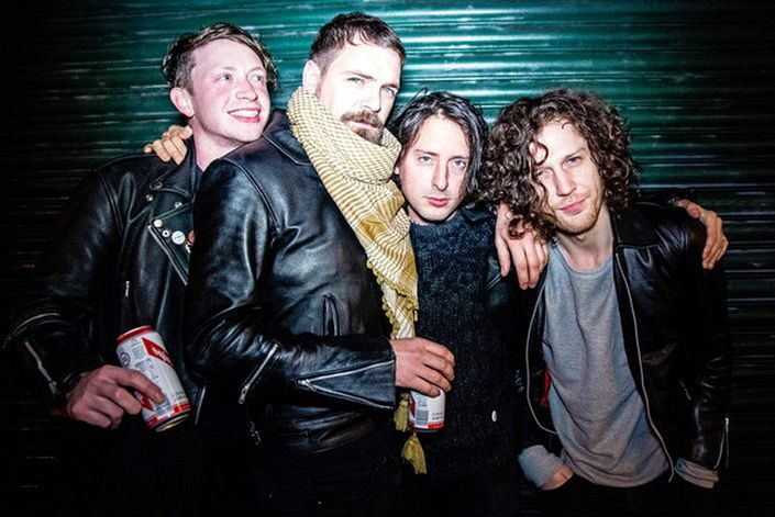 Carl Barat and The Jackals booking agent BnMusic
