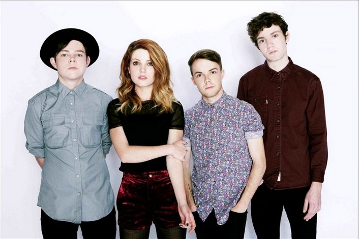 Echosmith official website of booking agent