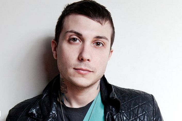 Frank Iero booking agent BnMusic