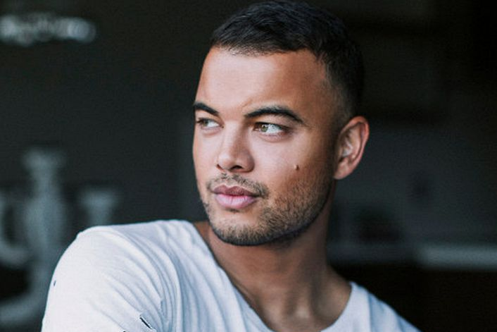 Guy Sebastian official website of booking agent