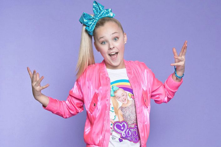 JoJo Siwa booking agent BnMusic