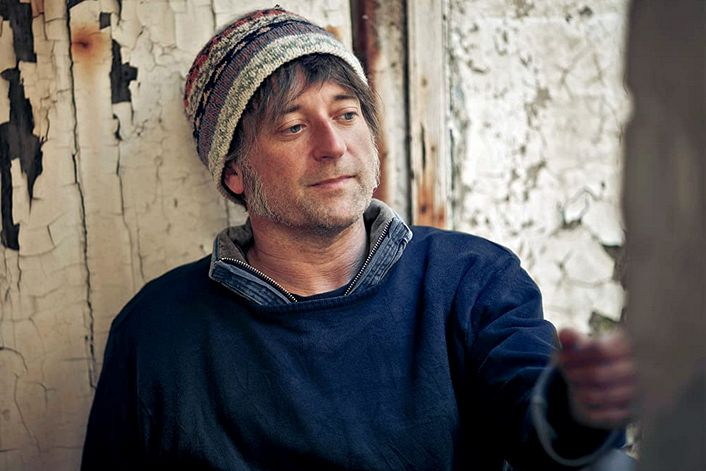 King Creosote official website of booking agent