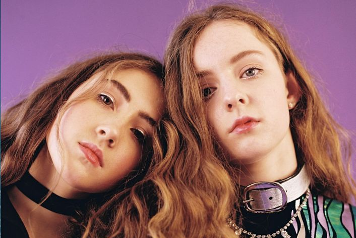 Let's Eat Grandma official website of booking agent