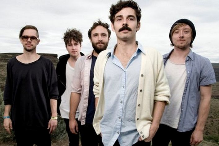 Local Natives official website of booking agent