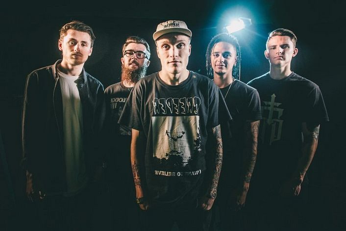 Neck Deep official website of booking agent