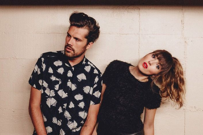 Oh Wonder official website of booking agent