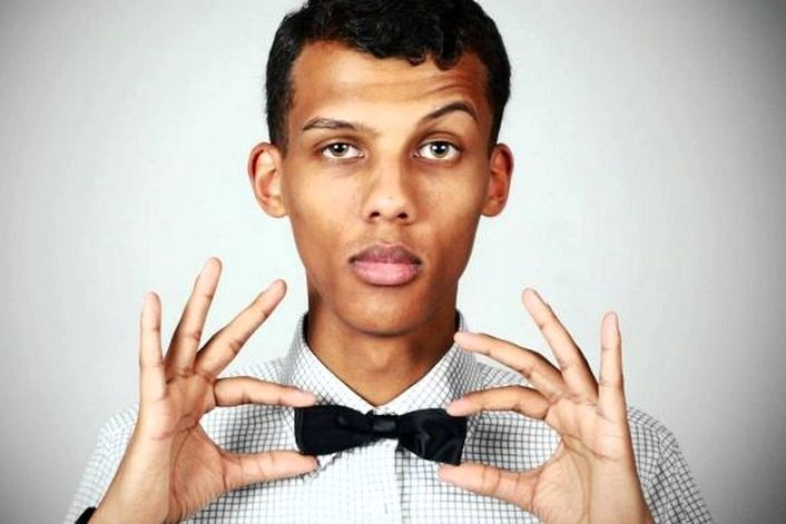 Stromae official website of booking agent