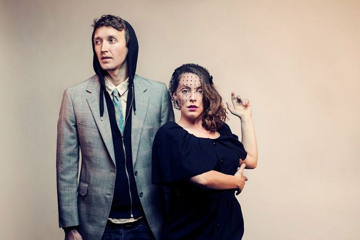 Sylvan Esso official website of booking agent