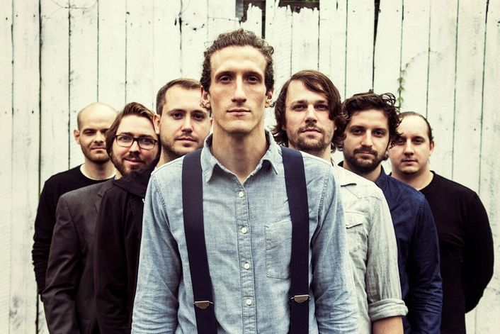 The Revivalists booking agent BnMusic