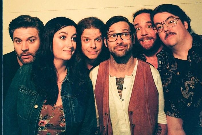 The Strumbellas official website of booking agent