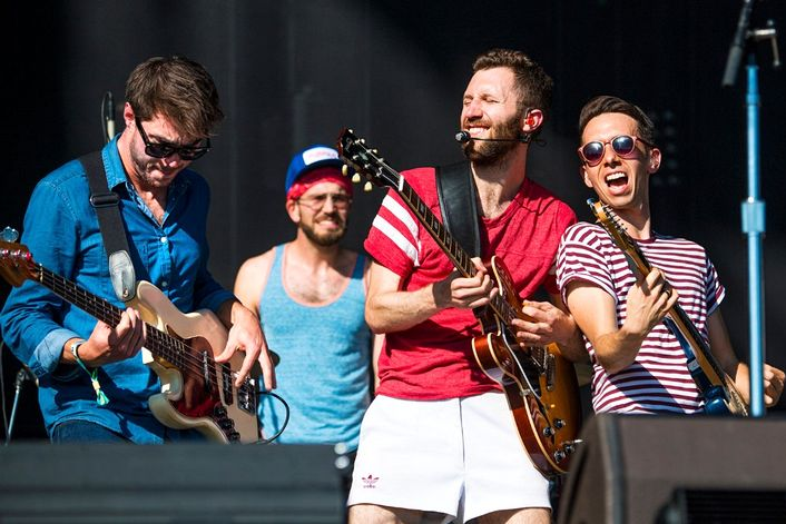 Vulfpeck official website of booking agent