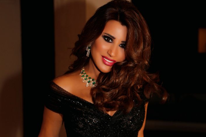Najwa Karam official website of booking agent