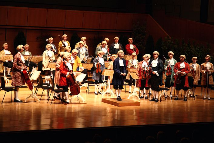 Vienna Mozart Orchestra official website of booking agent
